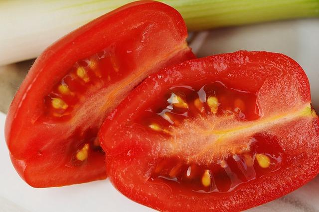 Tomaten kweken uit verse tomaten