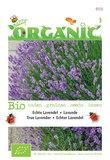 Biologische Lavendel zaden
