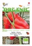 Biologische Paprika Piquillo zaden