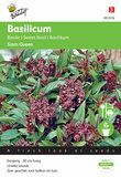 Thaise Basilicum Siam Queen zaden