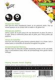 Bloemenmengsel Voor Vlinders zaden - achterkant