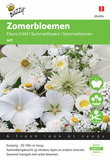 Zomerbloemen Witte Tinten zaden