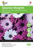 Spaanse Margriet Akila mix Osteospermum zaden - achterkant