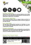 Prachtkaars Sparkle White Gaura lindheimeri zaden - achterkant