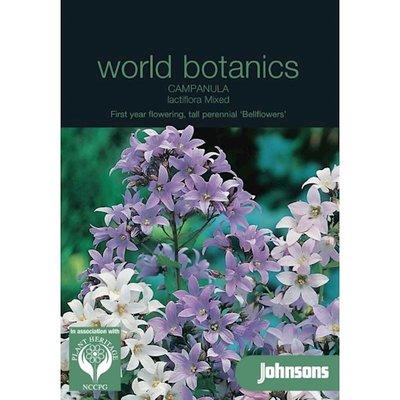 Botanics Klokjesbloem Campanula Lactiflora Mixed (gemengd) zaden