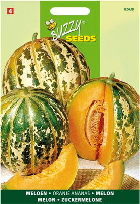 Meloenen Oranje Ananas