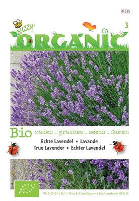 Biologische Lavendel