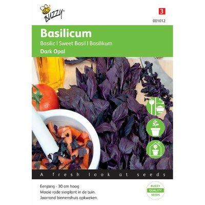 Rode Basilicum (Dark Opal)