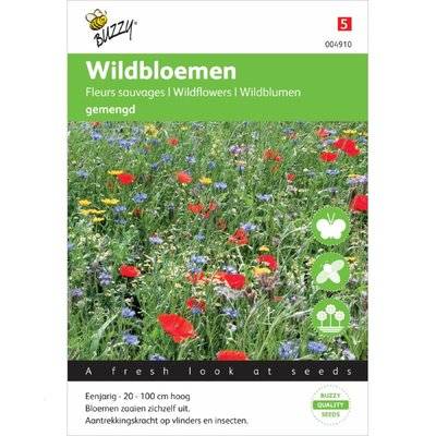 Wildbloemen Mengsel