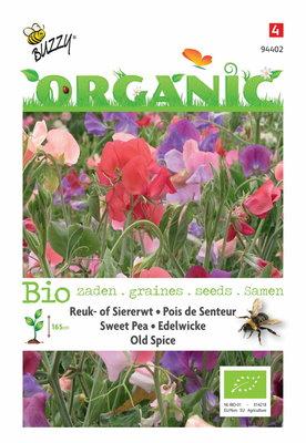 Biologische Reuk- of siererwt - Old Spice zaden