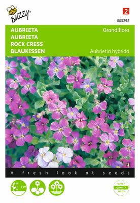 Aubrieta (gemengd)