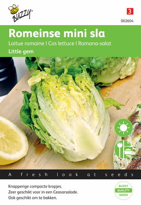 RoMeinse Mini Sla Little Gem (Bindsla)