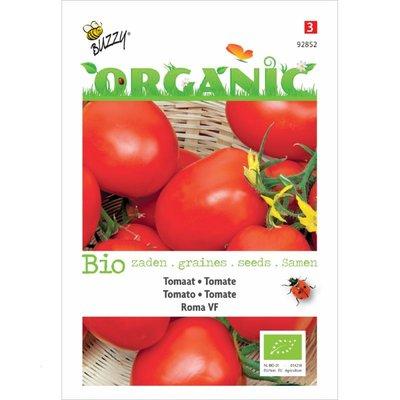 Tomaten Roma VF zaden (BIO)