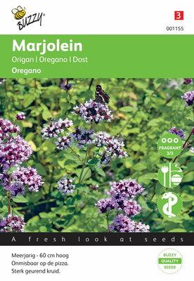 Marjolein - Oregano zaden
