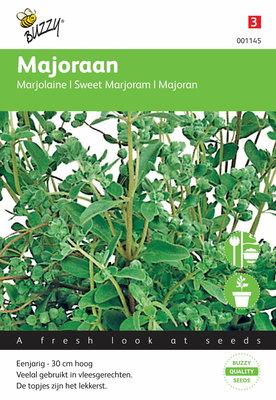 Majoraan hortensis zaden
