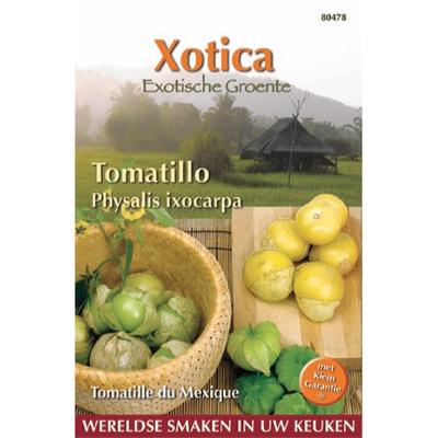 Mexicaanse aardkers Tomatillo zaden