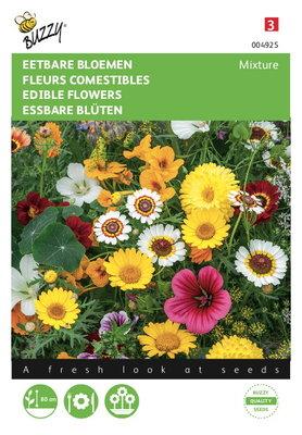 Eetbare bloemen mengsel zaden