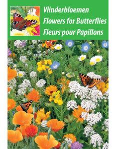 Weggeef zakjes Vlinderbloemen