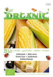 Biologische Mais Golden Bantam zaden