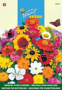 Bloemenmengsel Voor Vlinders zaden