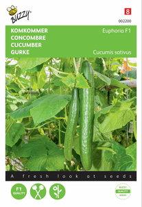 Komkommers Fidelio F1 Meeldauwresistent zaden