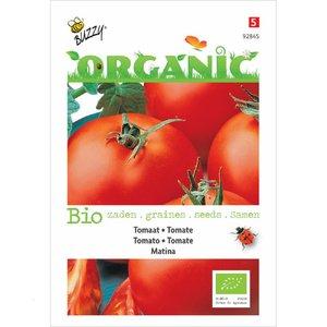 Tomaten Matina zaden (BIO) - voorkant
