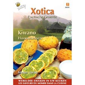 Hoornmeloen Xotica Kiwano Exotische Zaden