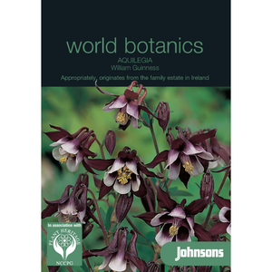 Botanics Akelei Aquilegia William Guiness Akelei zaden