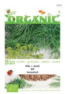 Biologische Dille zaden