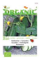Biologische Komkommer Marketmore zaden
