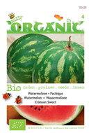 Biologische Watermeloen Crimson Sweet zaden